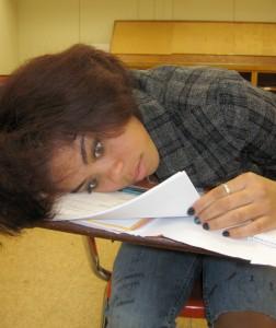 Tutoring center aids struggling students
