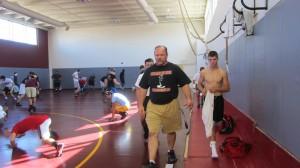 Wrestling sage rebuilds program