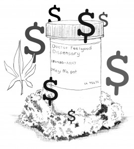 Greedy growers emerge from billion dollar industry