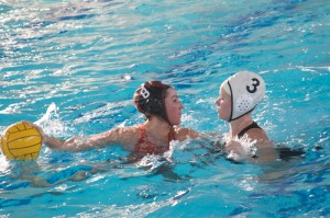 Panthers water polo drop the ball to Fresno Rams