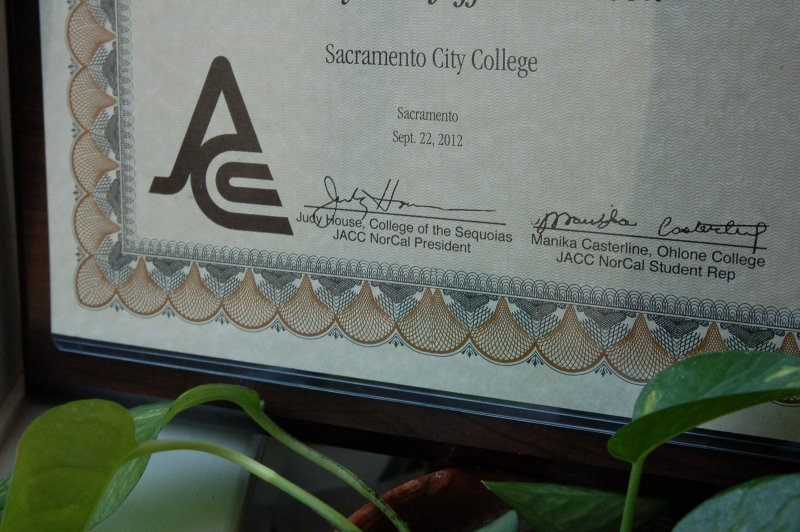 Journalism Association of Community Colleges (JACC) awarded 13 students of the journalism department at the recent NorCal event.  Kate Paloy | katepaloy.express@gmail.com