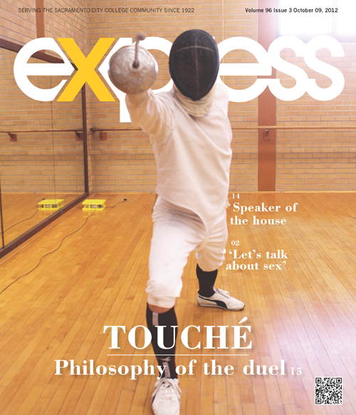 Link to 10/9/12 Express Print Edition