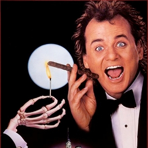 """""""Scrooged"""" is the Editor In Chief, Jason Van Sandt's first choice of a favorite holiday movie for the Editor's Pick."""