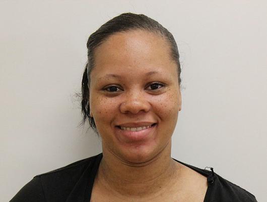 Express staff writer Latrice Watts.