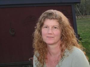 Female Assistant Professor Myra Little