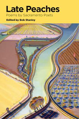 Late Peaches cover courtesy of Sacramento Poetry Center