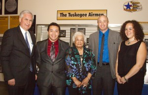 Tuskegee family continues to fly to new heights