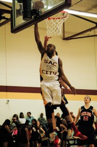 Early 3's, defense push Panthers past Bear Cubs