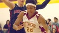 Panthers forward Brittney Harper drives to the basket during the Jan. 31 63-53 win over American River. Jake Patrick Donahue | Sports Editor | jpatrickdonahue@yahoo.com
