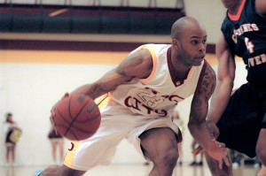 Men's basketball outplayed at home