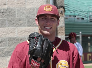 City College pitcher awarded highest honor