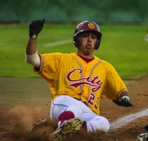 Baseball with Latin flavor