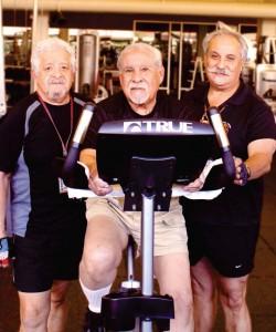 Fitness: a family affair