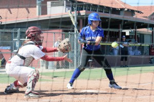 SCC softball re-positions, suffers defeat