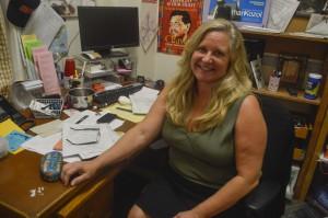 Communications professor broadens students' horizons