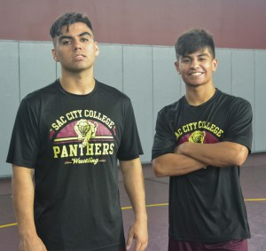 Same battle, different fight for Panthers' brothers