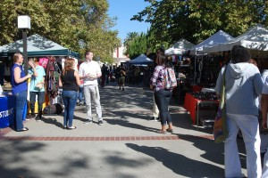 Food, music and bargains