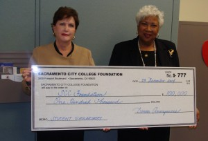City College receives $100K anonymous donation