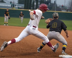 City College baseball loses series 2-1