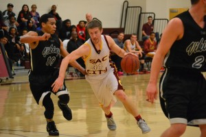 Men's and women's basketball lose to Diablo Valley College