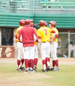 City College baseball loses in close game