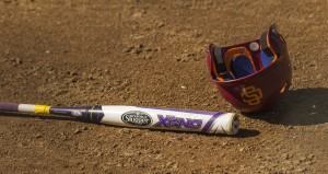 Softball loses Game 1 in first round of playoffs