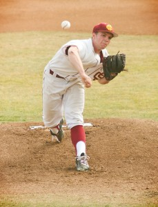 City College baseball loses close game to ARC