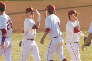 City College baseball shuts out Santa Rosa