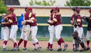 Emotional victory for City College baseball
