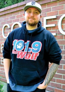 Student's passion for rap propels him ForWord