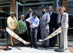 Plan it, work it, finish it: Video of grand opening of Student Services building