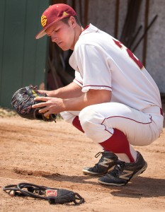 City College pitcher makes a mound made of riches