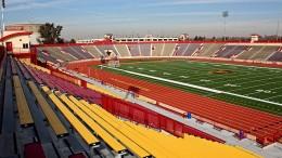 Hughes Stadium (photo courtesy: Robert McClintock)