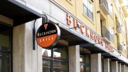 Buckhorn Grill is located on 18th and L streets in downtown Sacramento.