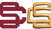 USC informed the Los Rios Community College District that City College's athletic logo infringed upon one of USC's trademarked logos. Pictured are the two logos. USC (left), City College (right).