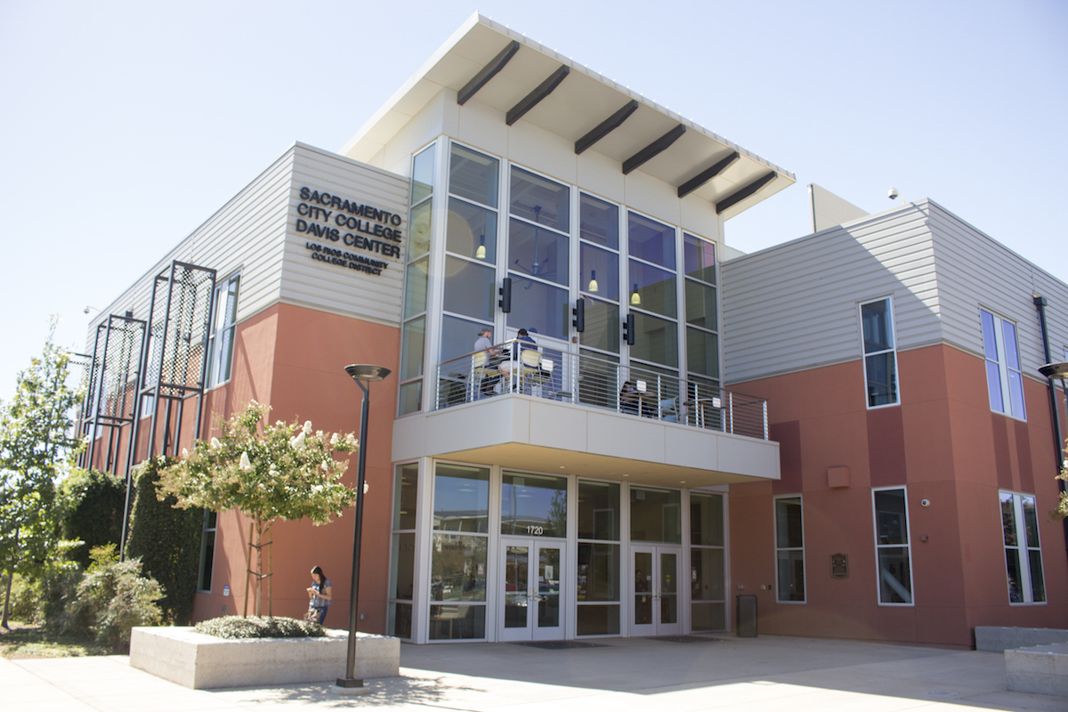 New building planned for davis center will help students for Help me build a house