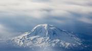 Recent snowfall has affected many mountains along the West Coast, such as Mr. Rainier. Julie Jorgensen, Photo Editor. | juliejorgensenexpress@gmail.com