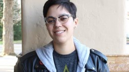 "City College student Krista Bautista will be performing in ""The Vagina Monologues"" on Feb. 14 and 20. Maxfield Morris, Staff Writer. 
