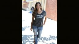 Cassidy Kays, Sociology Major.  Ulysses Ruiz | Photo Editor | ulyssesruizexpress@gmail.com