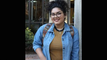 Valentina Polendo| Art and Architecture major| Guillermina Bedolla, Staff Photographer| guillerminabedollaexpress@gmail.com