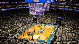 Day one of NCAA basketball tournament being played at the Golden One Center. March 17th, 2017   Jason Pierce | jpierce.express@gmail.com
