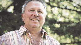 City College English professor and former poet laureate for the City of Sacramento Jeff Knorr. Jason Pierce | Photo Editor | jpierce.express@gmail.com