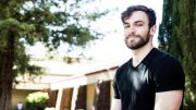 Actor and City College Student Brian Bohlender. Jason Pierce | Photo Editor | jpierce.express@gmail.com