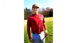 City College baseball player Michael Marjama at practice in fall 2009. Marjama began playing catcher for the Seattle Mariners this season, making him the 42nd City College alumnus to reach the Major League. | Terri M. Venesio | venesit@imail.losrios.edu