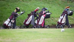 City College golf team hosts the Big 8 conference #8 match at Barley Cavanaugh Golf Course on Oct. 13th.  ©2016 Dianne Rose