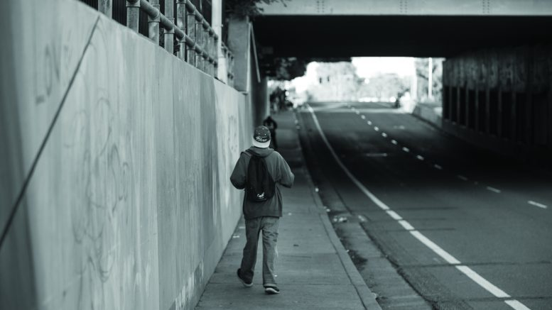 Homeless students make up a significant percent of students at community colleges across the nation. City College has some programs in place to help those struggling people. | Photo by Vanessa S. Nelson | vanessanelson.express@gmail.com